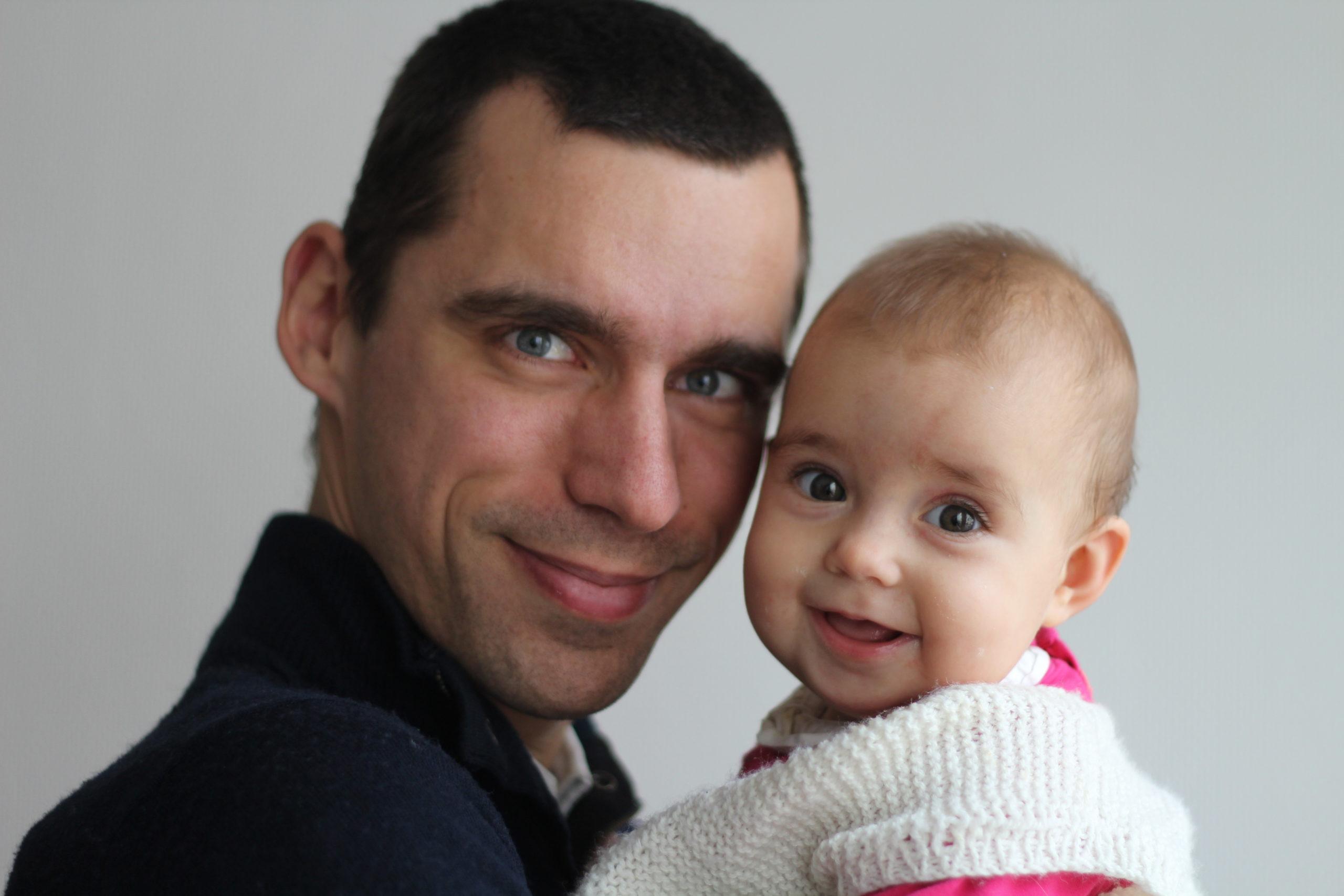 Choupinette et papa_huit mois_4