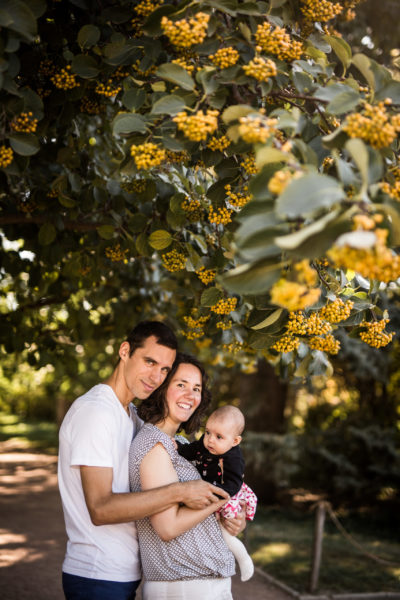 Photo lifestyle famille Lyon