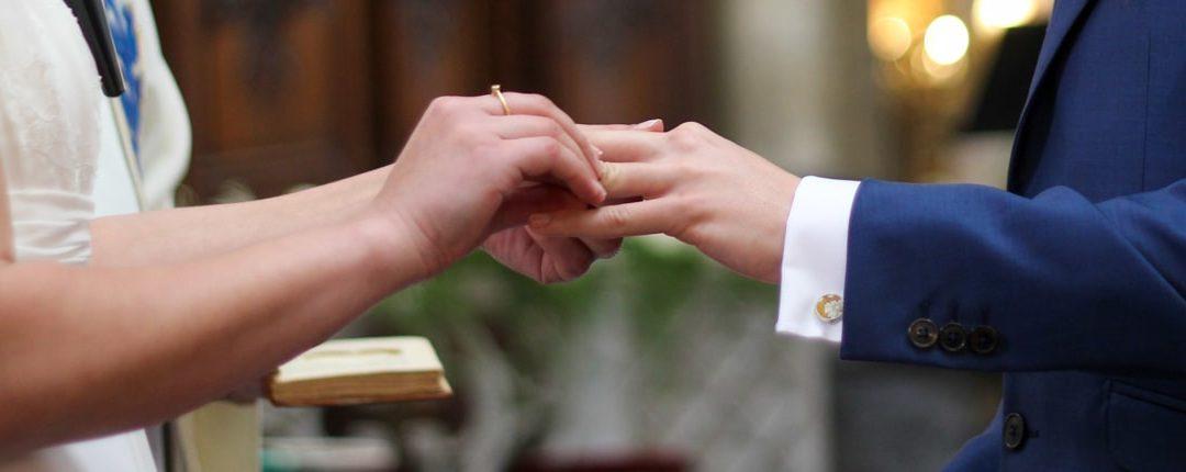 Mariage de J & F