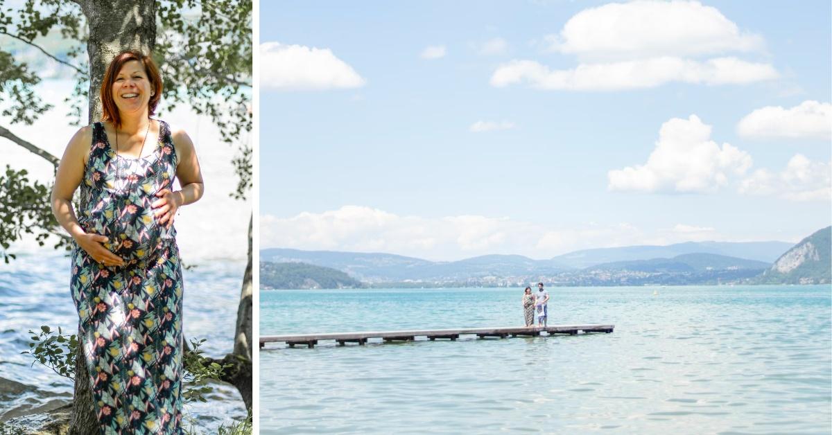 Diptyque portrait grossesse Lac d'Annecysse-famille-annecy-02
