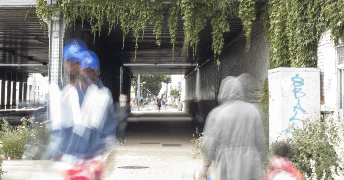 Marathon Photo : Du mouvement dans la ville