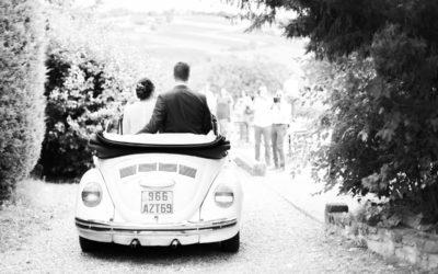 Le mariage chic et champêtre de K&T