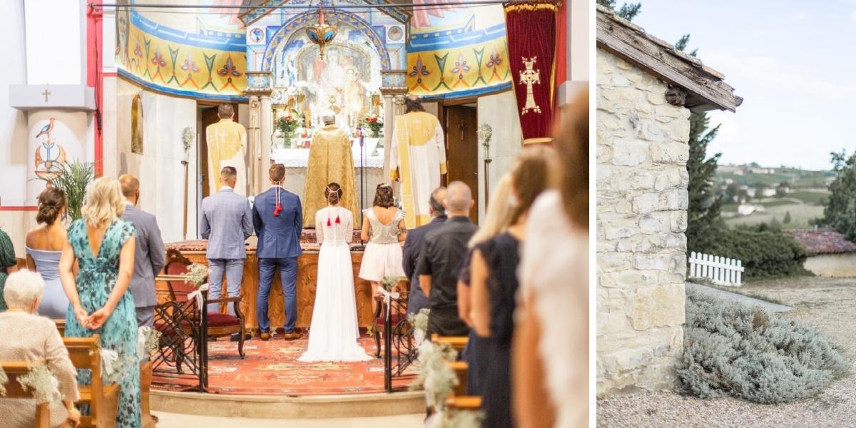 Mariage Lyon Diptyque célébration - domaine