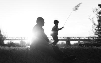 Mini-séance en famille en automne