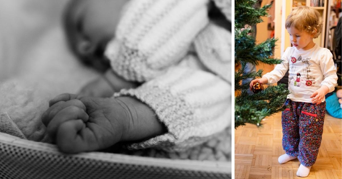 Photo naissance Lyon petites mains